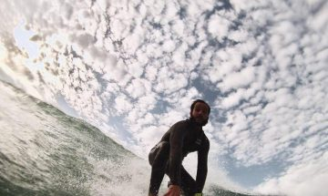 The Dry Bag Surfing
